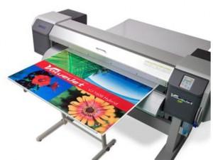 Струйная широкоформатная печать