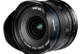 Компания Venus Optics представила объектив Laowa 7.5mm f/2 MFT для камер Micro Four Thirds
