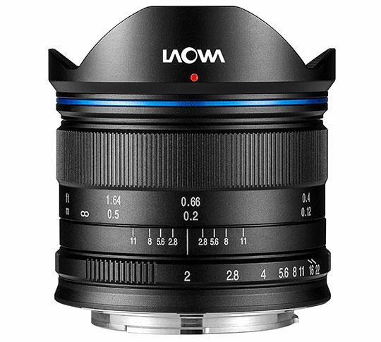 Venus Optics начала прием предварительных заказов на объектив Laowa 7.5mm f/2 MFT, предназначенный для камер системы Micro Four Thirds