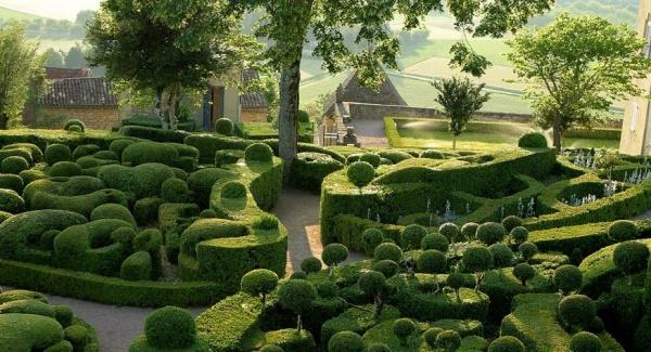 Чудеса ландшафтного дизайна