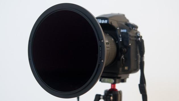 Aurora Aperture презентовала очень темный фильтр