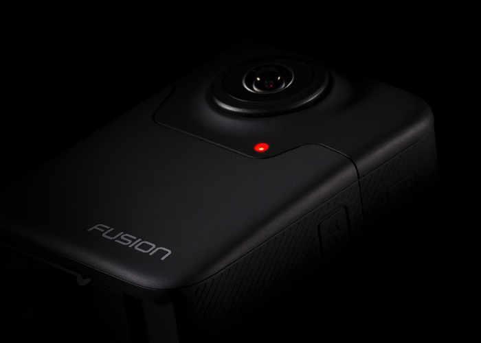 Камера GoPro Fusion может записывать видео 5.2K/30fps