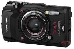 Появилось изображение камеры Olympus TG-5 и предварительные сведения о ней