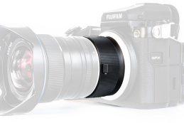 Laowa Magic Format Converter позволит использовать объективы для камер Canon и Nikon совместно с Fujifilm GFX 50S, не теряя размеры кадра