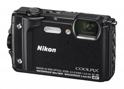 Защищенная камера Nikon Coolpix W300 снимает 4K-видео