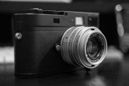 Камера Fujifilm Monochrom
