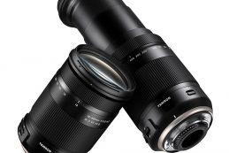 Дебют объектива Tamron 18-400mm F3.5-6.3 Di II VC HLD для камер Canon и Nikon