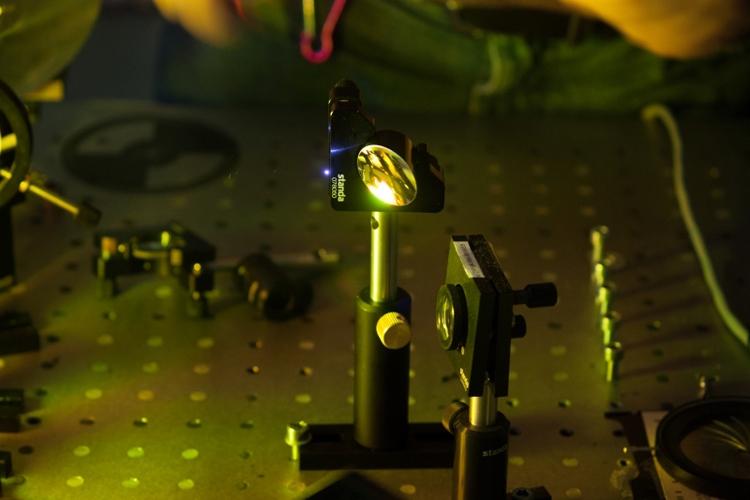 В России создана сверхбыстрая камера, снимающая голограммы