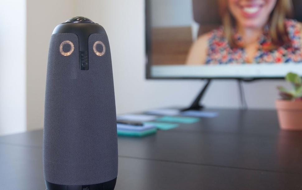 Owl Labs представила видеоколонку Owl для 360° конференций