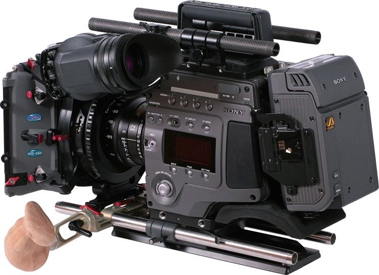 Sony сообщила о разработке полнокадровой видеокамеры для кинематографистов