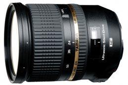 На этой неделе ожидается анонс объектива Tamron SP 24-70mm F/2.8 Di VC USD G2