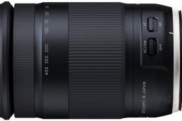 Появились новые изображения и предварительные спецификации объектива Tamron 18-400mm F/3.5-6.3 Di II VC HLD