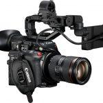 Canon EOS C200: профессиональная видеокамера с поддержкой стандарта Cinema RAW Light