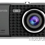 """Motorola выпустит видеорегистратор с 4"""" сенсорным дисплеем"""