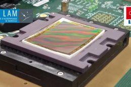 Специалистами CEA-Leti создан полностью работоспособный прототип вогнутого датчика изображения