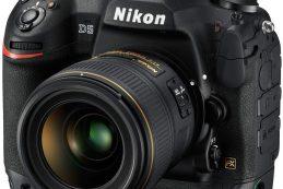 Обновление прошивки добавляет камере Nikon D5 два новых режима выбора области фокусировки