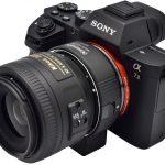 Начались продажи адаптеров Commlite ENF-E1 Pro ver.05 для установки объективов с креплением Nikon F на камеры с креплением Sony E