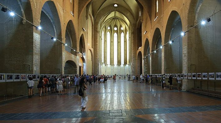Фотофестиваль Visa pour l'Image 2017 пройдет в Перпиньяне в сентябре