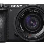 Презентована беззеркальная камера Sony A6500
