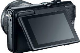 Представлена беззеркальная камера Canon EOS M100