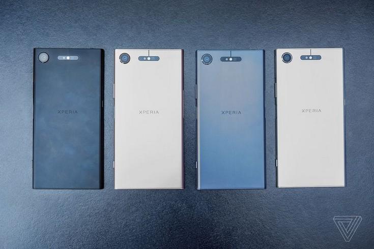 Смартфоны Sony Xperia XZ1 и Xperia XZ1 Compact получили камеры Motion Eye и Android 8.0 из коробки