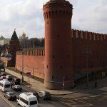 На День Флага россияне смогут попасть в секретные места Кремля