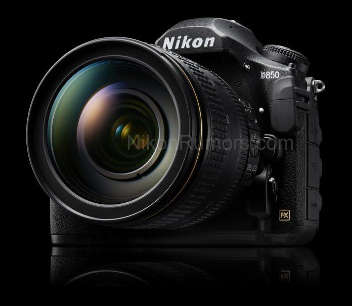 Что будет внутри Nikon D850?