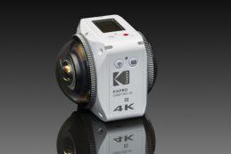 Kodak PixPro Orbit360: экшен-камера с поддержкой 4K- и VR-контента