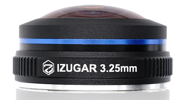 iZugar MKX22: объектив Fisheye для камер стандарта Micro Four Thirds