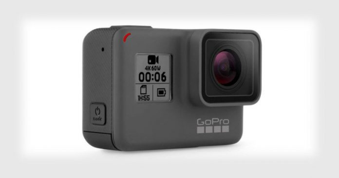 Анонс GoPro HERO6 Black