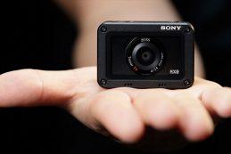 Sony RX0 — 700-долларовая экшн-камера с дюймовым датчиком CMOS Exmor RS