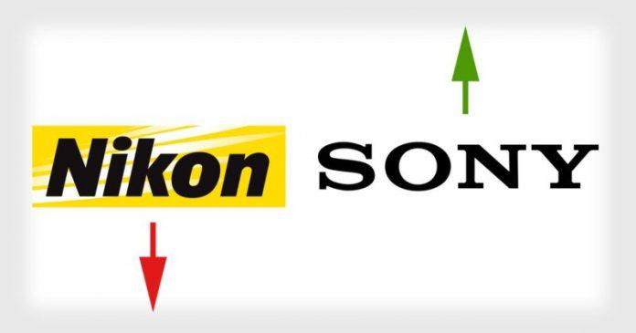 Новый лидер рынка. Sony популярнее Nikon