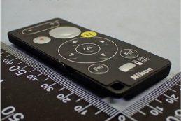 Новый Bluetooth-пульт Nikon