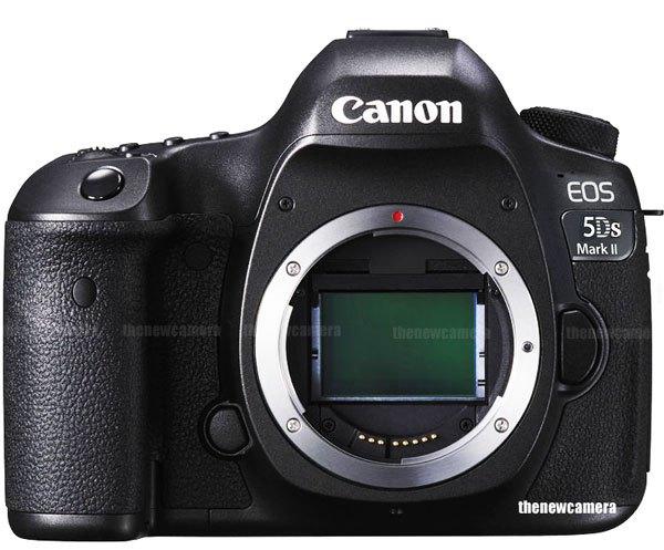 Canon 5DS Mark II датчиком 60Мп и Canon G1XIII