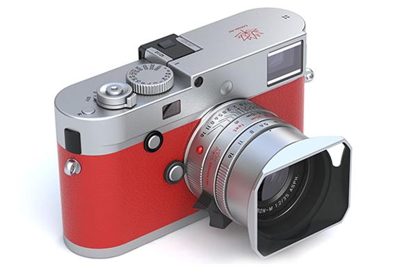 Leica MP Canada Edition выпущена тиражом 25 единиц