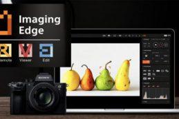 Sony выпускает Imaging Edge