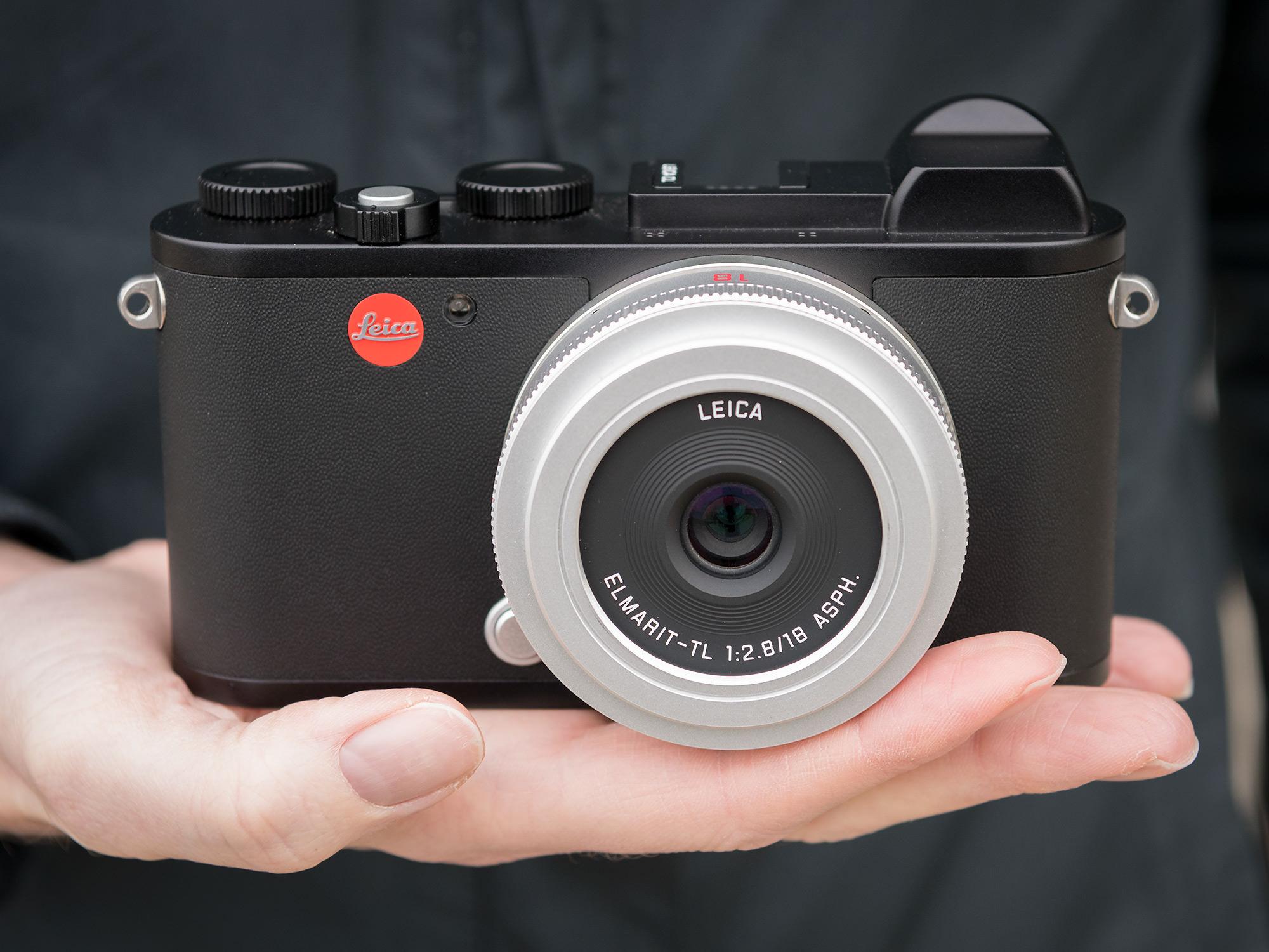 Обзор Leica CL и блинчик 18mm F/2.8