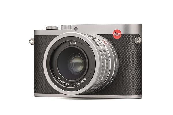 Leica Q в серебре. Новый взгляд на компактную камеру