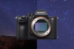 Sony a7R III больше не ест звёзды