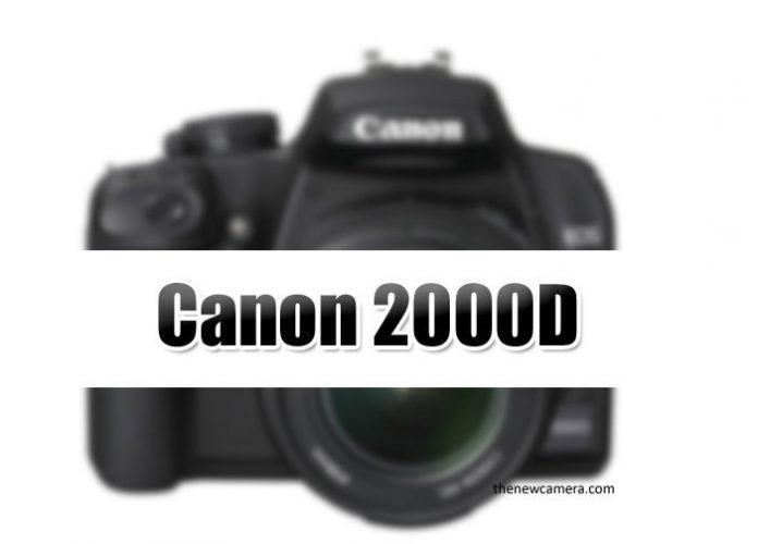 На что будет способна Canon 2000D
