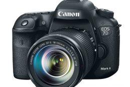 Canon обнародует 7D Mark III до лета 2018 года