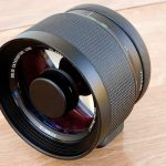 Патент зеркально-линзового объектива Canon 400mm F5.6
