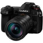 Panasonic G9 – беззеркалка для профессиональных фотографов