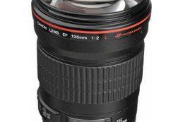 20-летний Canon 135mm будет обновлён