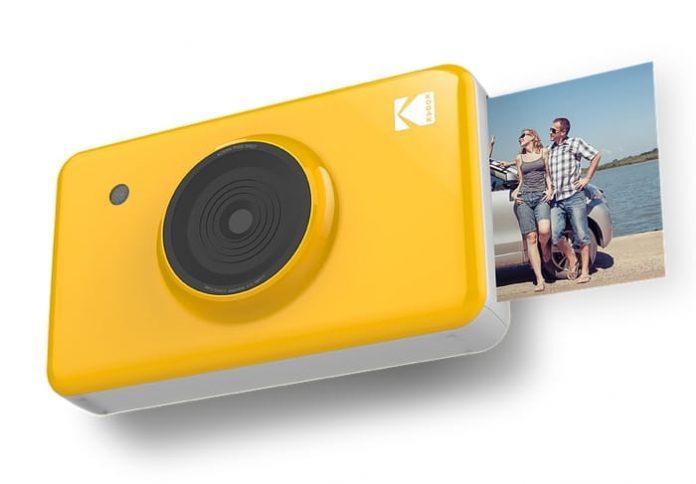 Новый Kodak Mini Shot