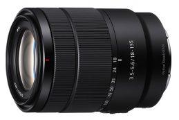 Sony 18-135mm F3.5-5.6 OSS для APS-C