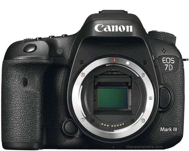 Canon 7D Mark III можно не ждать