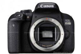 Canon 850D объявят в 2019 году