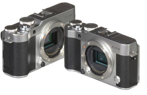 Fuji X-А5 объявят 31 января
