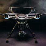 Серьёзный дрон Yuneec Typhoon с 4K-камерой
